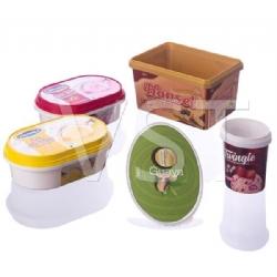 食品包装盒 模内贴